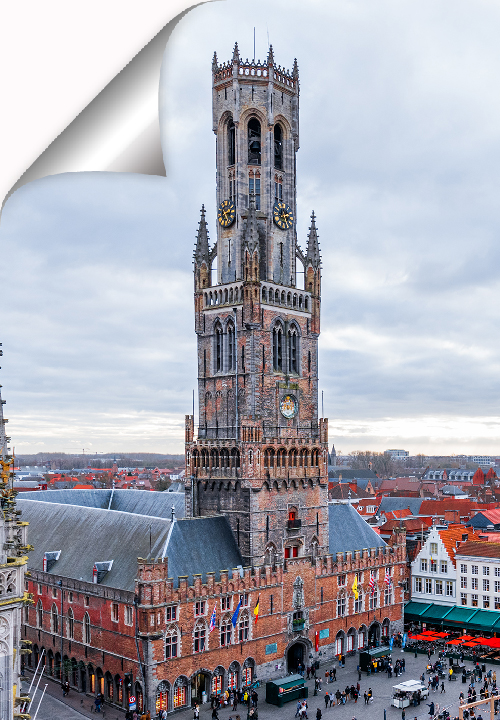 Discover the most famous landmarks of Bruges to add to your travel bucket list!